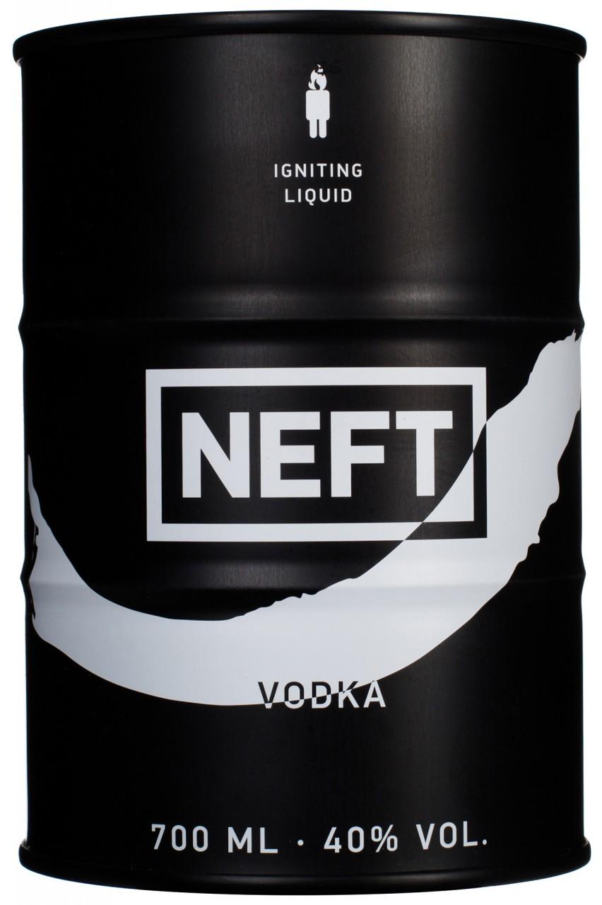 NEFT Vodka - Special Edition No. 3