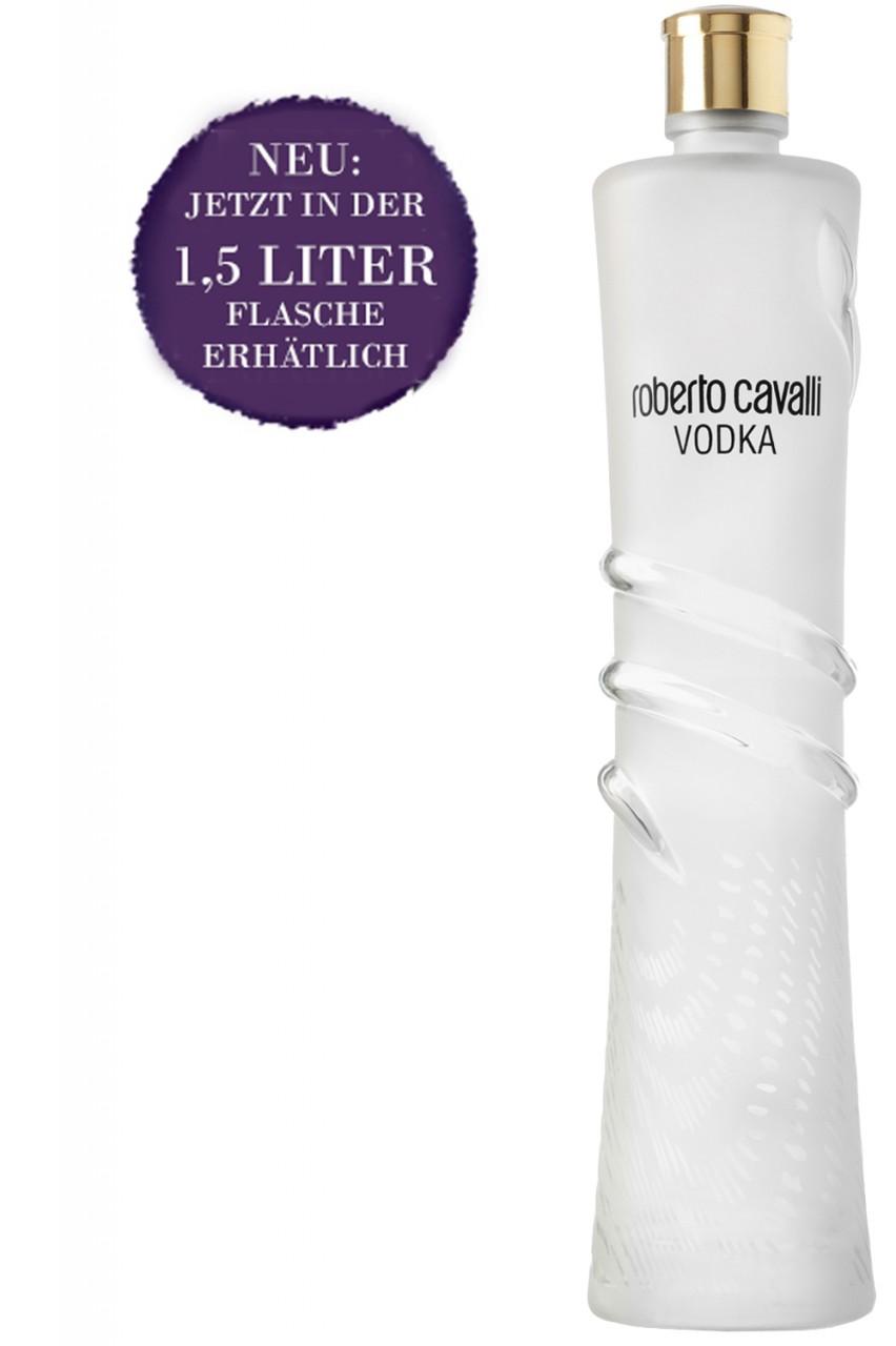 Roberto Cavalli Vodka - 1,5 Liter