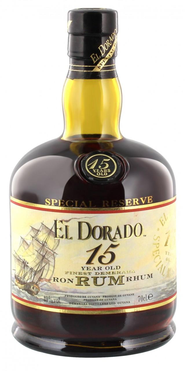 El Dorado 15 Jare