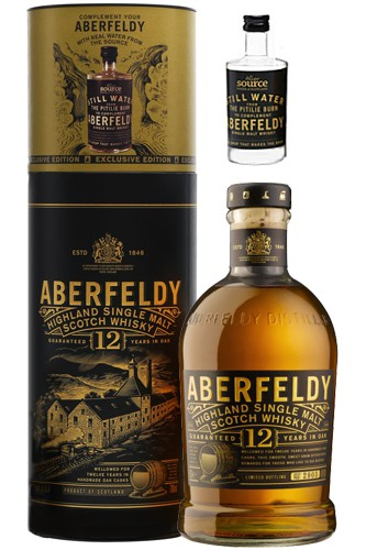 Aberfeldy 12 Still Water Pack