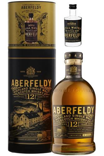 Aberfeldy 12 Still Water Pack