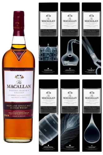 Macallan X-Ray Whisky Maker\'s Edition - Vodka Haus