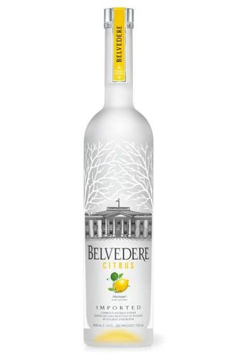 Belvedere Citrus Vodka 0,7 Liter