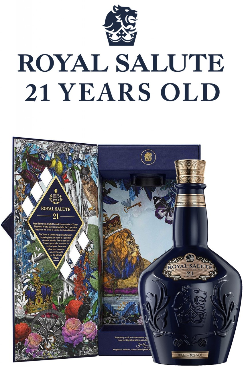 Chivas Royal Salute 21 Jahre