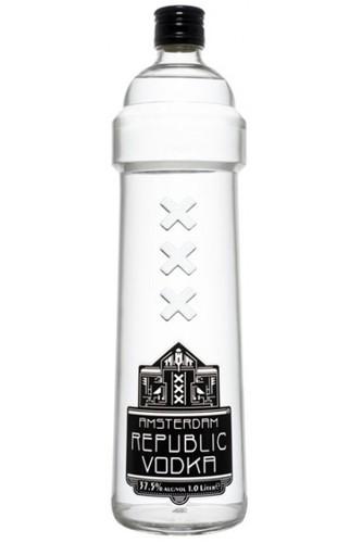 Amsterdam Republic Vodka