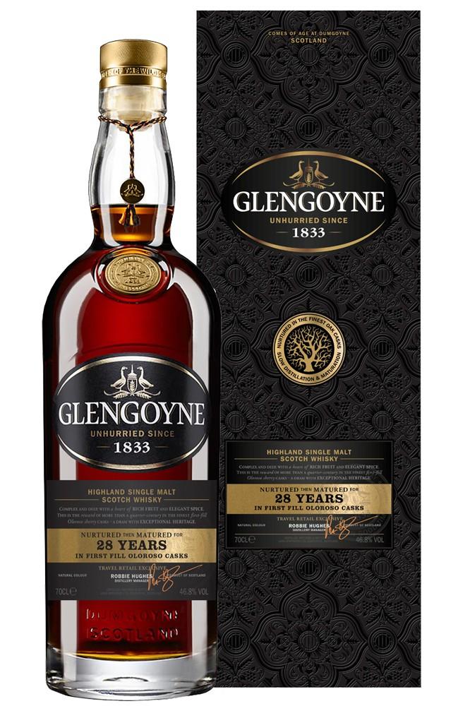 Glengoyne 28 Jahre - Sherry Cask