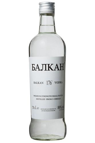 Balkan 176 ° Vodka 88% Vol.
