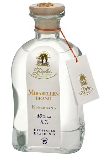 Ziegler Mirabellen Brand