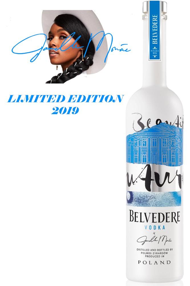 Belvedere Janelle Monaé - Limited Edition