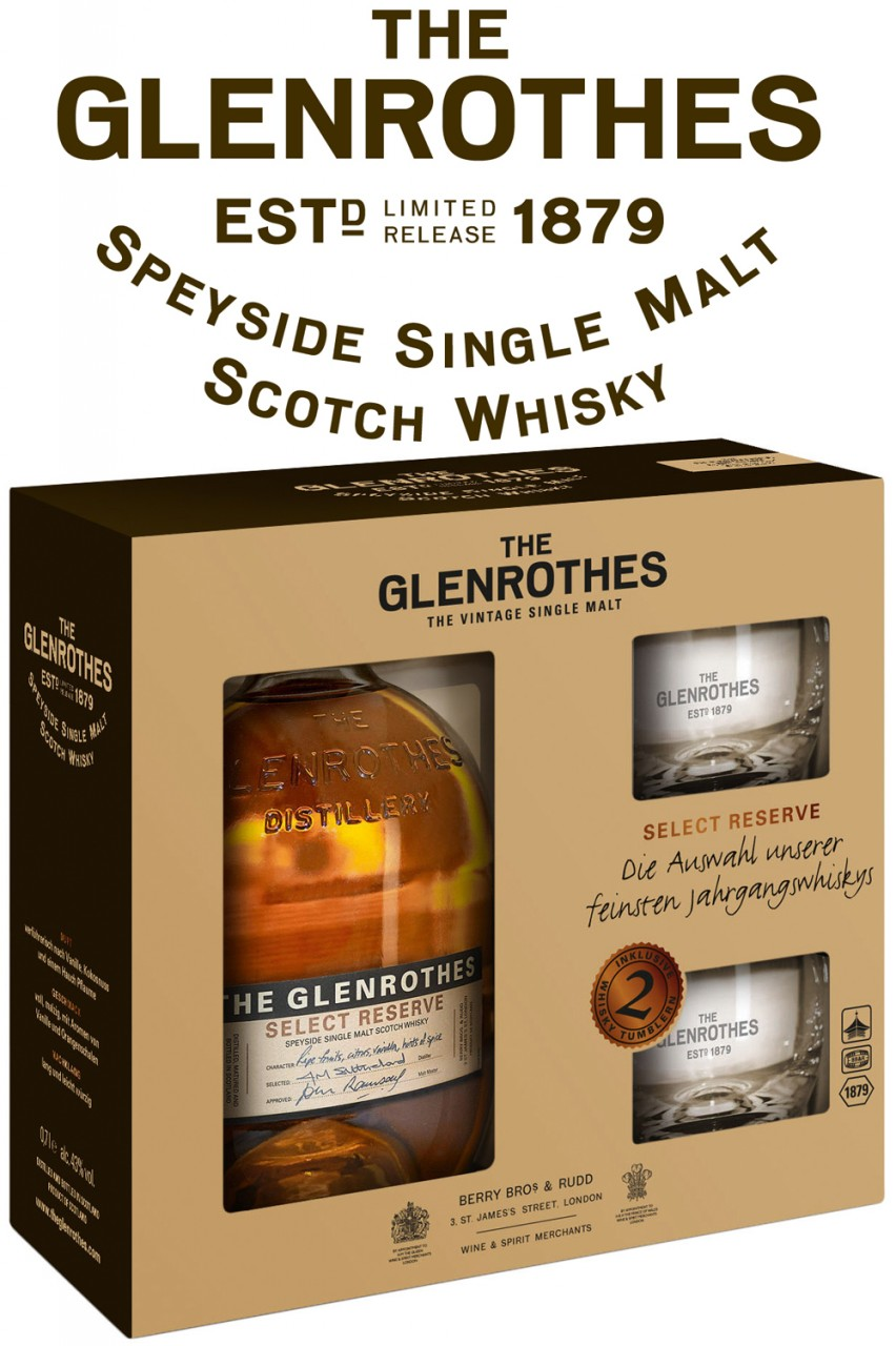 Glenrothes Select Reserve Geschenkbox