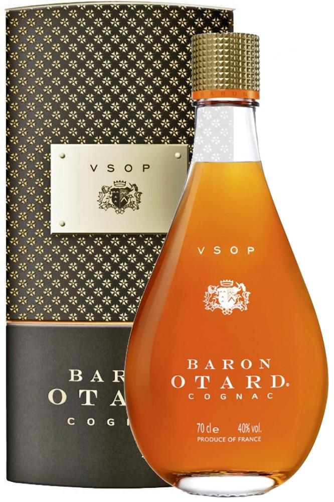 Baron Otard VSOP - Metall Geschenkbox