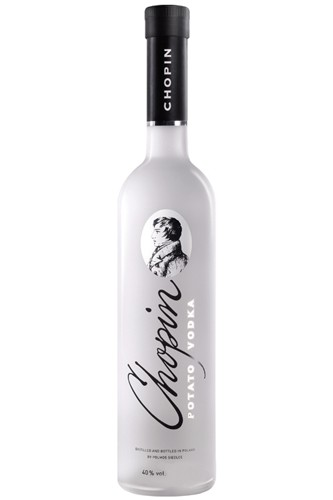 Chopin Black Potato Vodka - 1,75 Liter
