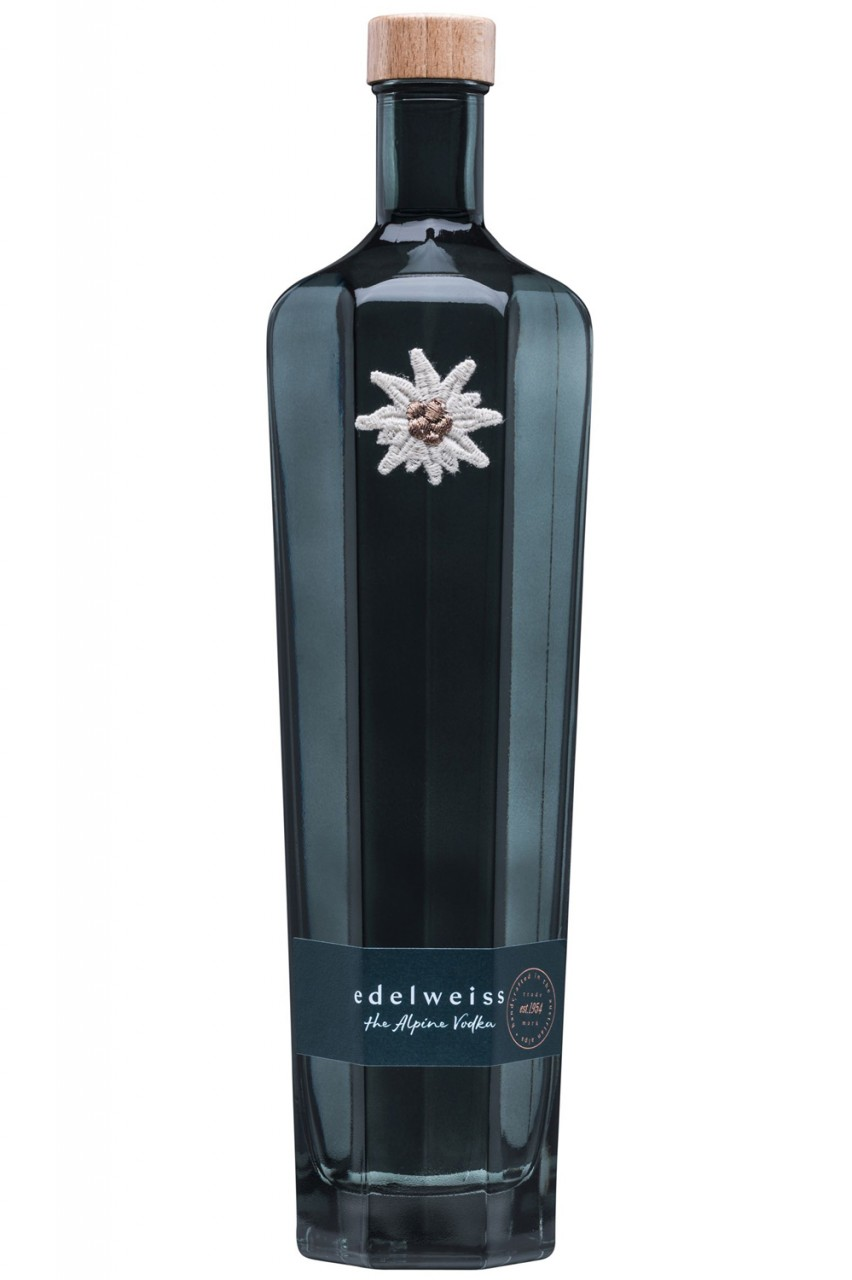 Edelweiss Vodka - The Alpine Vodka