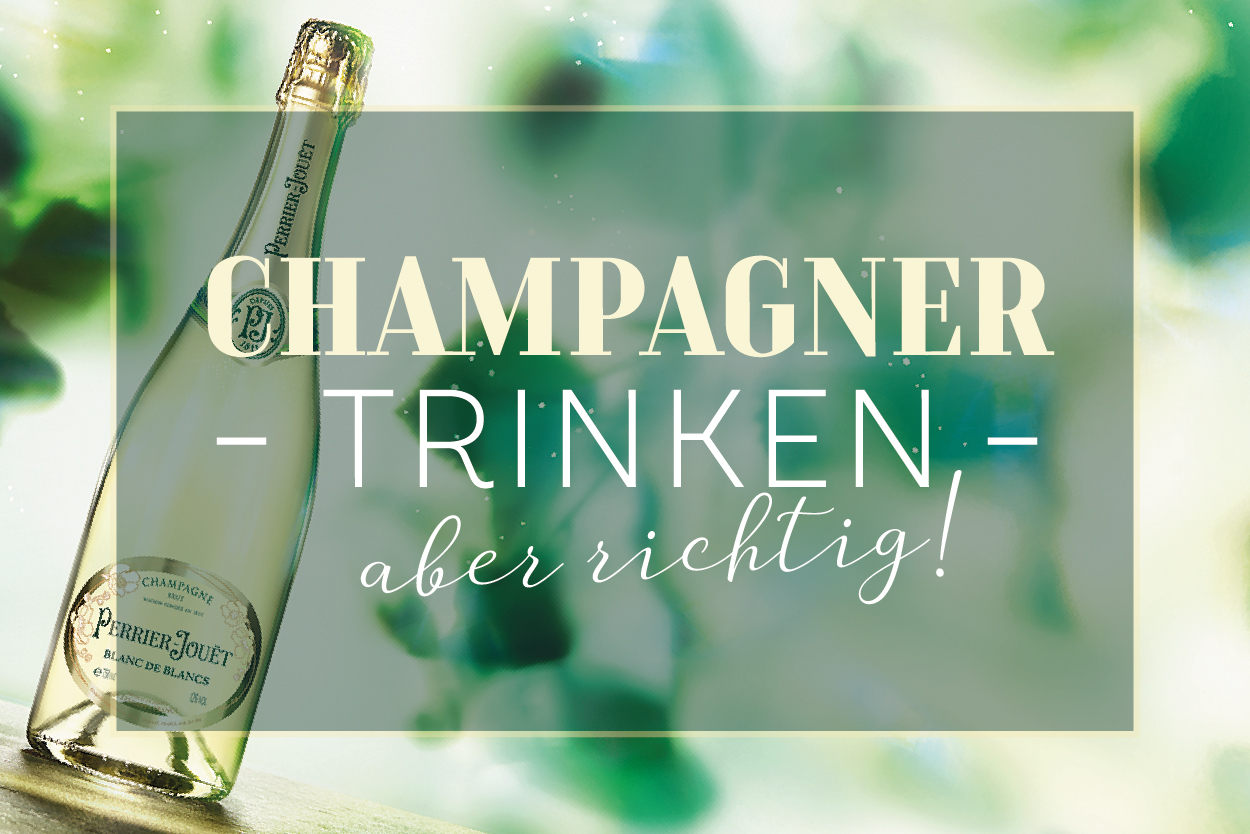 Wie lange kann man champagner lagern