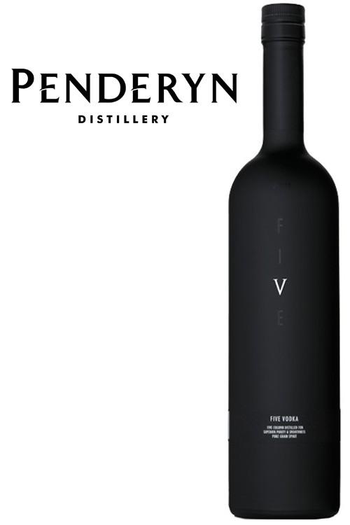 Brecon Five Premium Vodka