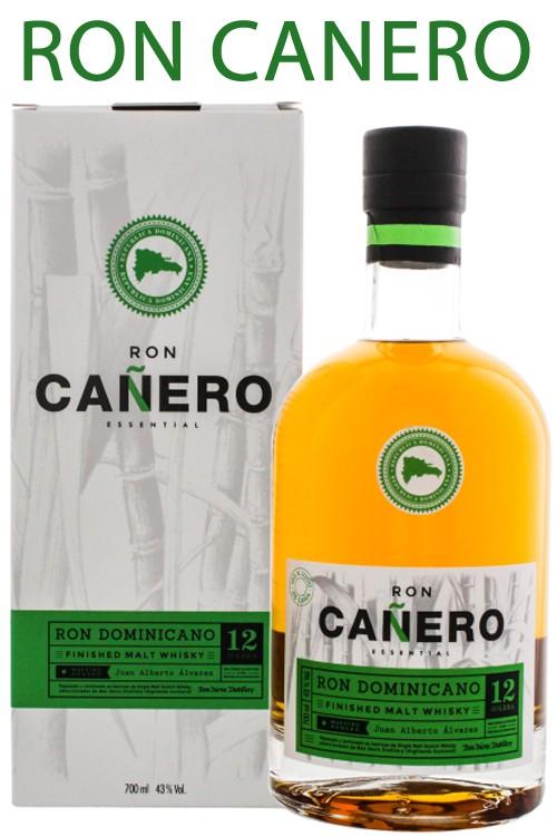 Ron Canero 12 jahre Malt Whisky Finish Rum