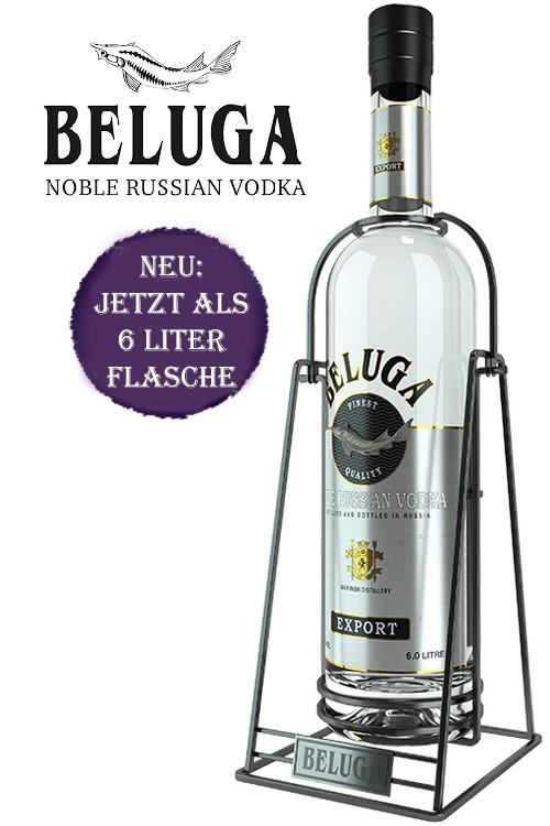 Beluga Noble 6 Liter Metall-Schaukel