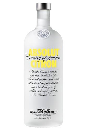 Absolut-Citron-1-Liter