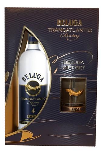 Beluga Transatlantic Vodka Geschenkset