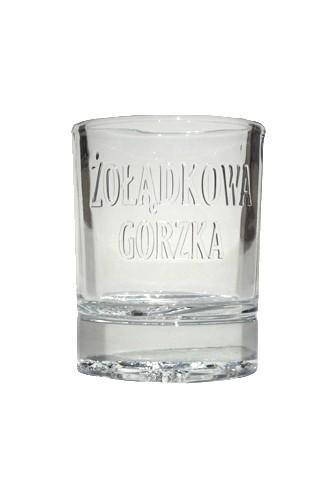 Zoladkowa Gorzka Shot Glas