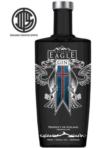 Icelandic Eagle Premium Gin