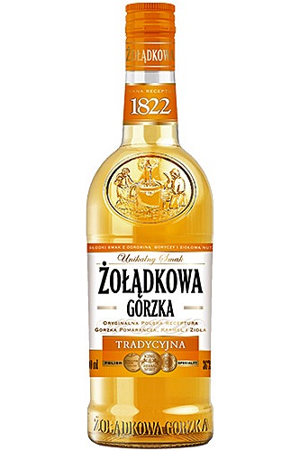 zoladkowa gorzka classic wodka vodka haus. Black Bedroom Furniture Sets. Home Design Ideas