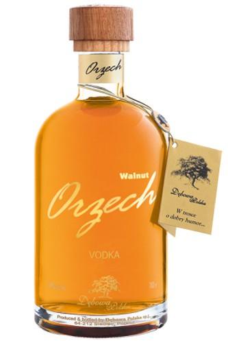 Debowa Orzech (Walnuß) Wodka