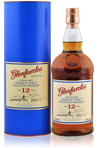 glenfarclas 12 jahre 1 liter vodka haus. Black Bedroom Furniture Sets. Home Design Ideas