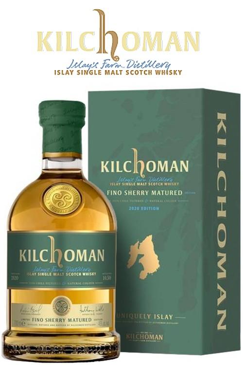 Kilchoman Fino Sherry Cask Matured