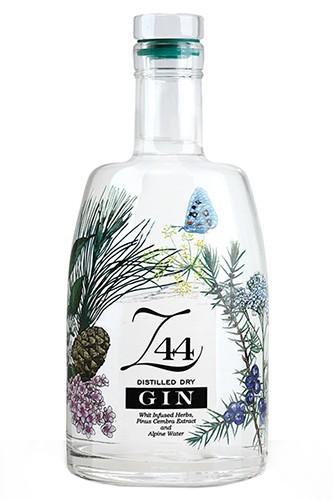 Ronder Z44 Distilled Dry Gin