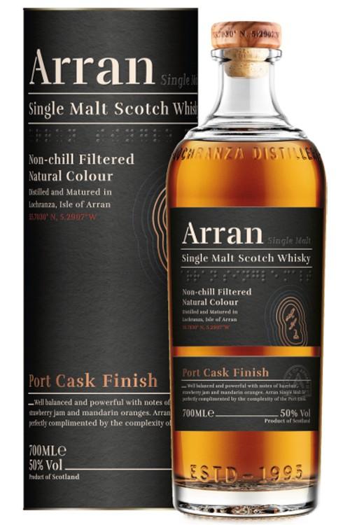Arran Port Cask Finish - New Edition