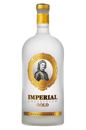Zarskaja Imperial Gold 0,7 Liter Vodka