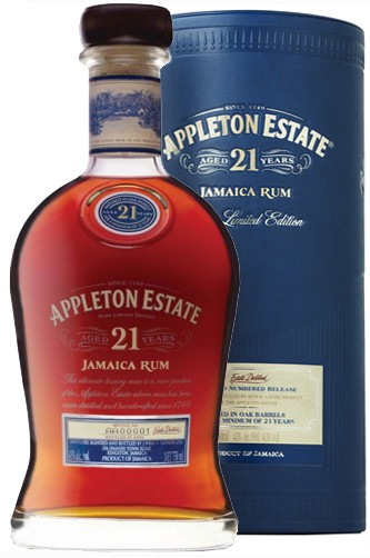 Appleton Estate Rum 21 Jahre