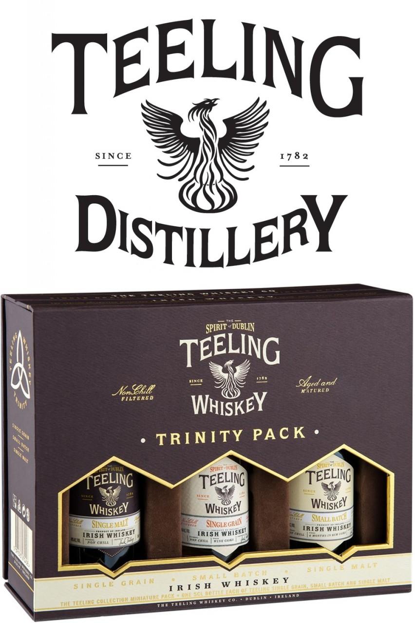 Teeling Trinity Whiskey Pack