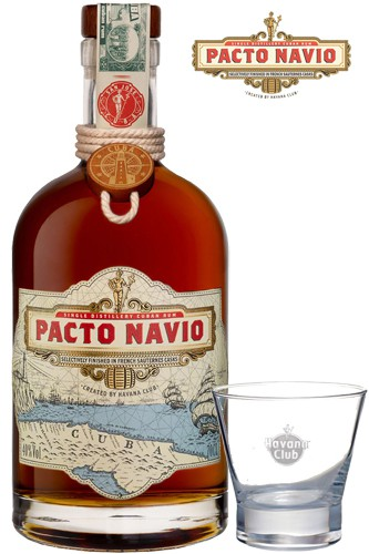 Pacto Navio mit Tumbler