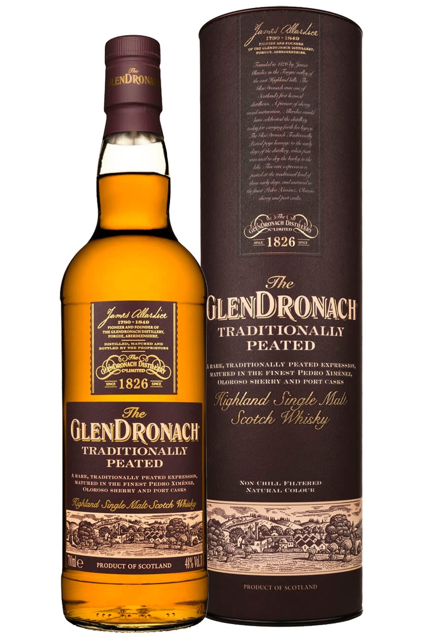 Glendronach Traditonally Peated