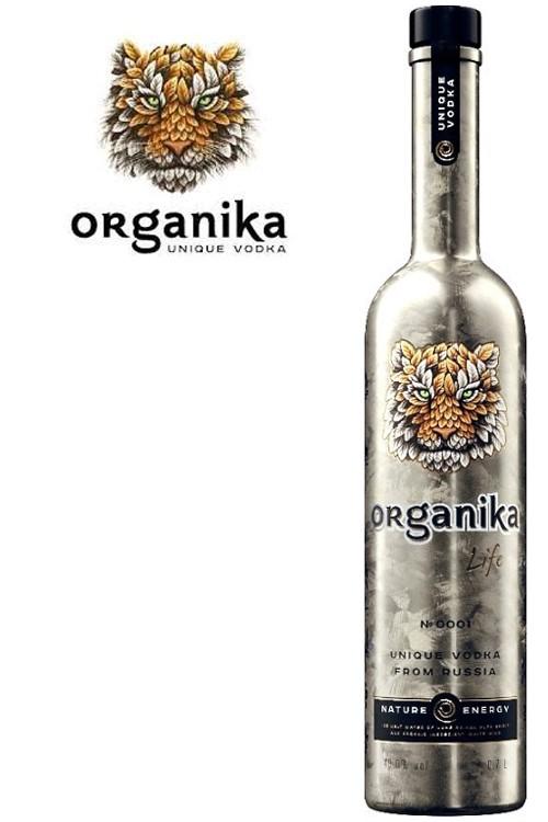 Organika Life Vodka - Limited Edition