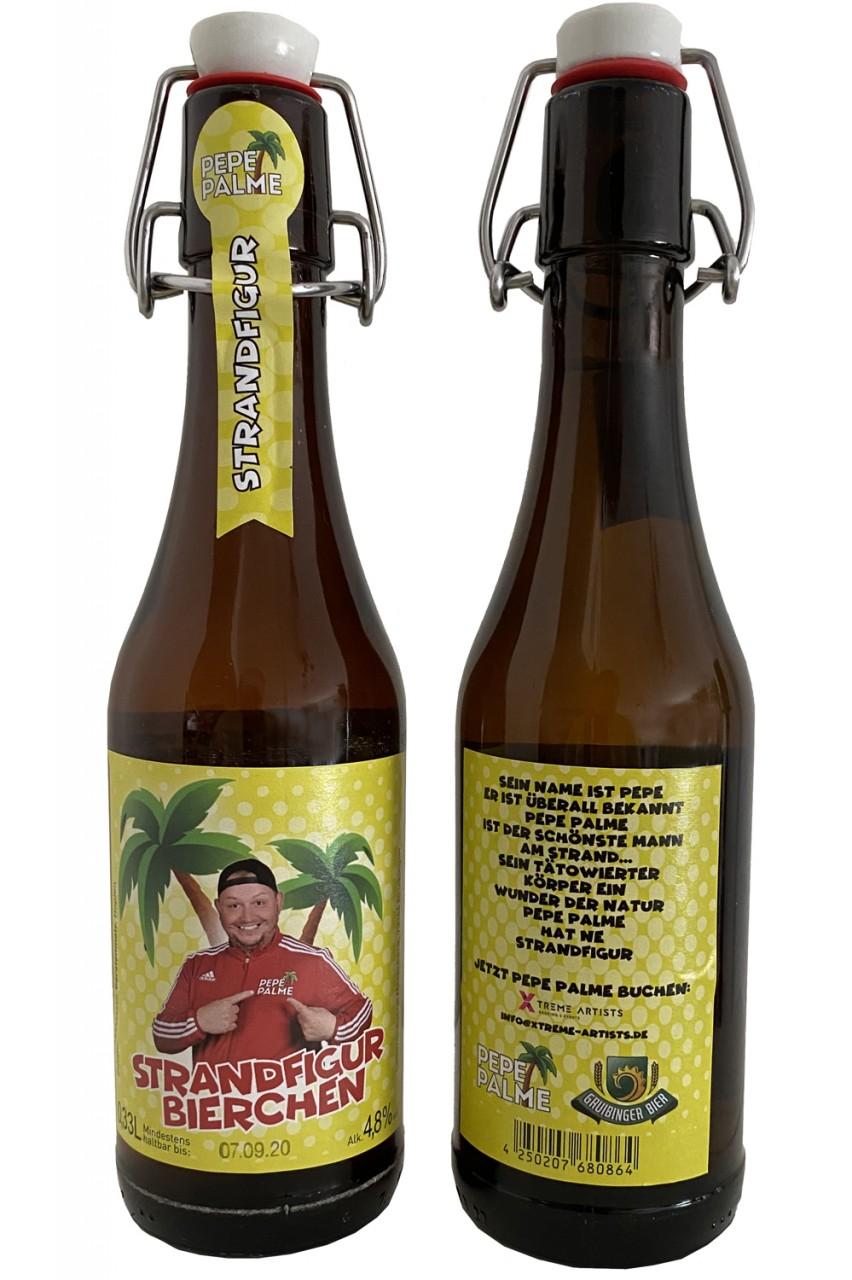 Pepe Palme - Standfigur Bierchen