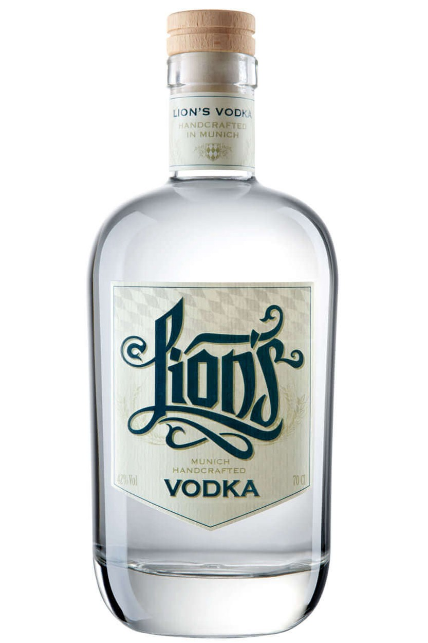 Lion's Handcrafted Vodka