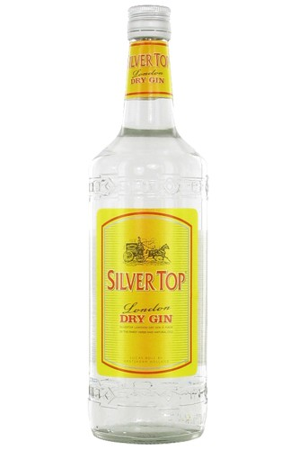 Silver Top Dry Gin