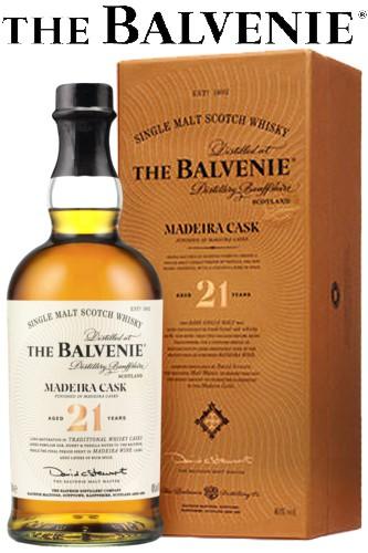 Balvenie 21 Jahre Madeira Cask