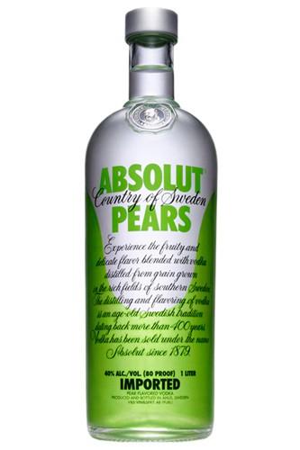 Absolut Pears Vodka - 0,7 Liter