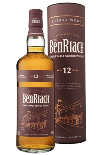 Benriach 12 Jahre - Sherry Wood