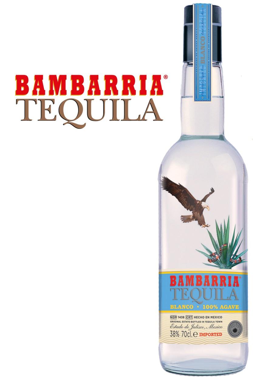 Bambarria Blanco Tequila