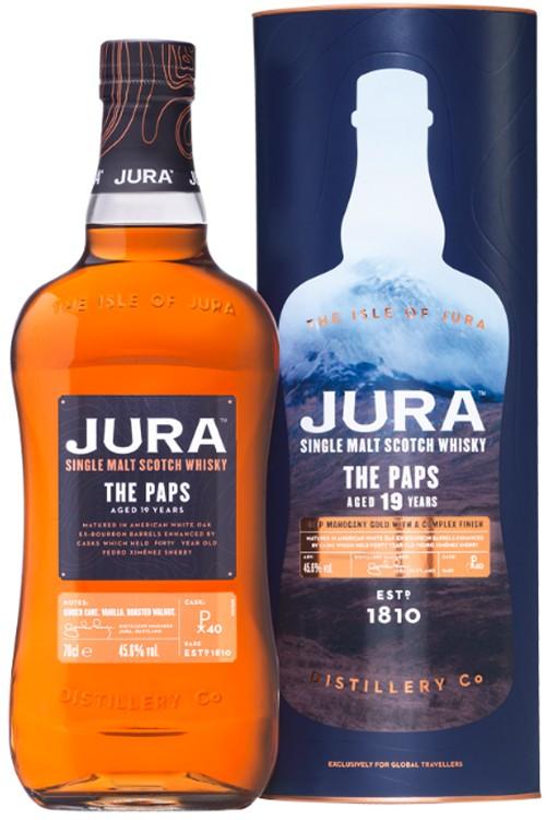 Isle of Jura 19 Jahre - The Paps