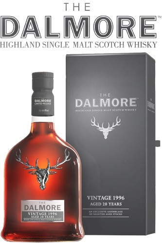 Dalmore Vintage 1996 / 20 Jahre