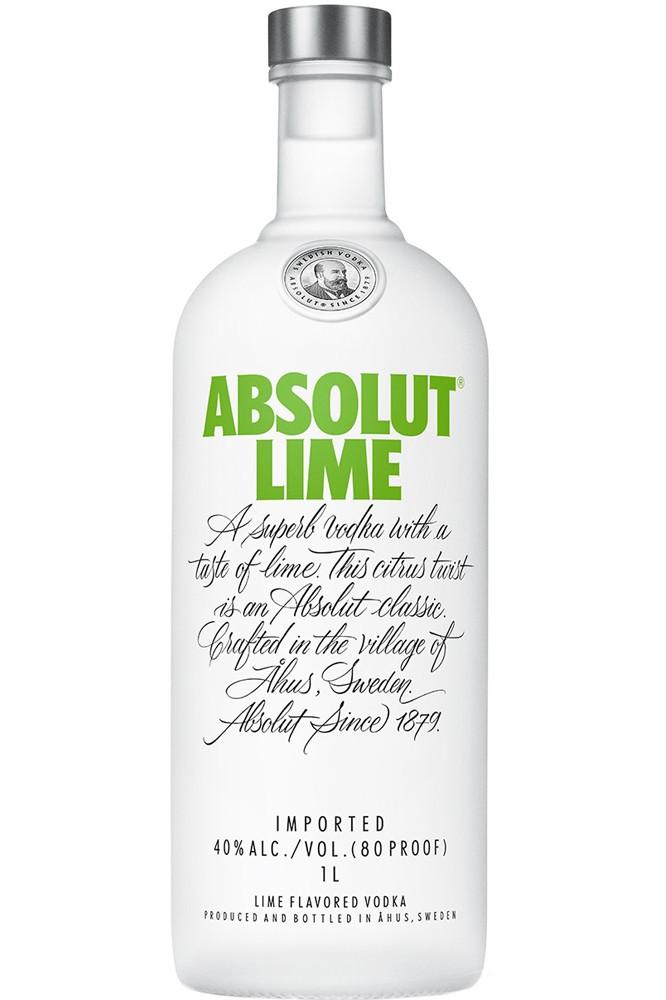 Absolut LIME Vodka