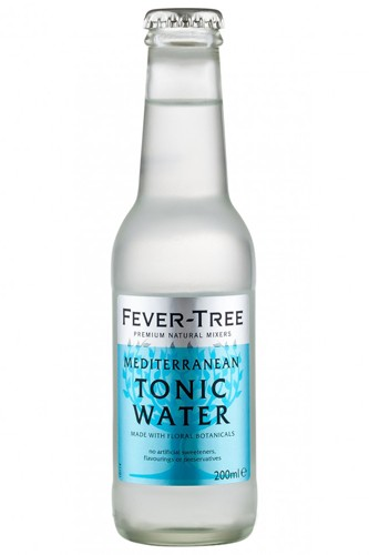 Fever Tree Mediterranen Tonic Water