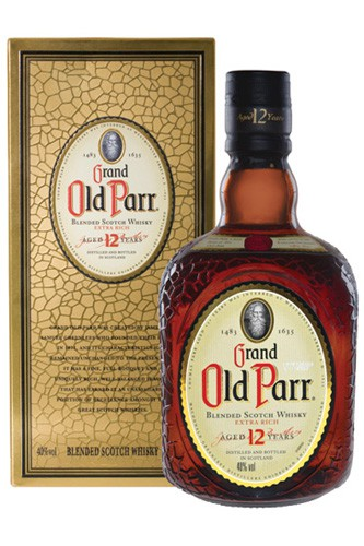 Old Parr 12 Whisky