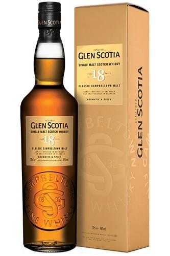 Glen Scotica 18 Jahre